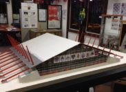 The FANTASTIC Blyth Arena model is now on display for a limited time!