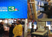 KCRA museum report during Sochi Winter Olympics
