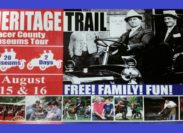 Heritage Trail - coming to the museum Aug. 15th &16th