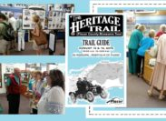 Great Turnout ~ Fun Heritage Trail Event!!